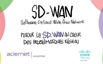 Placer le SD-WAN au cœur des problématiques réseau