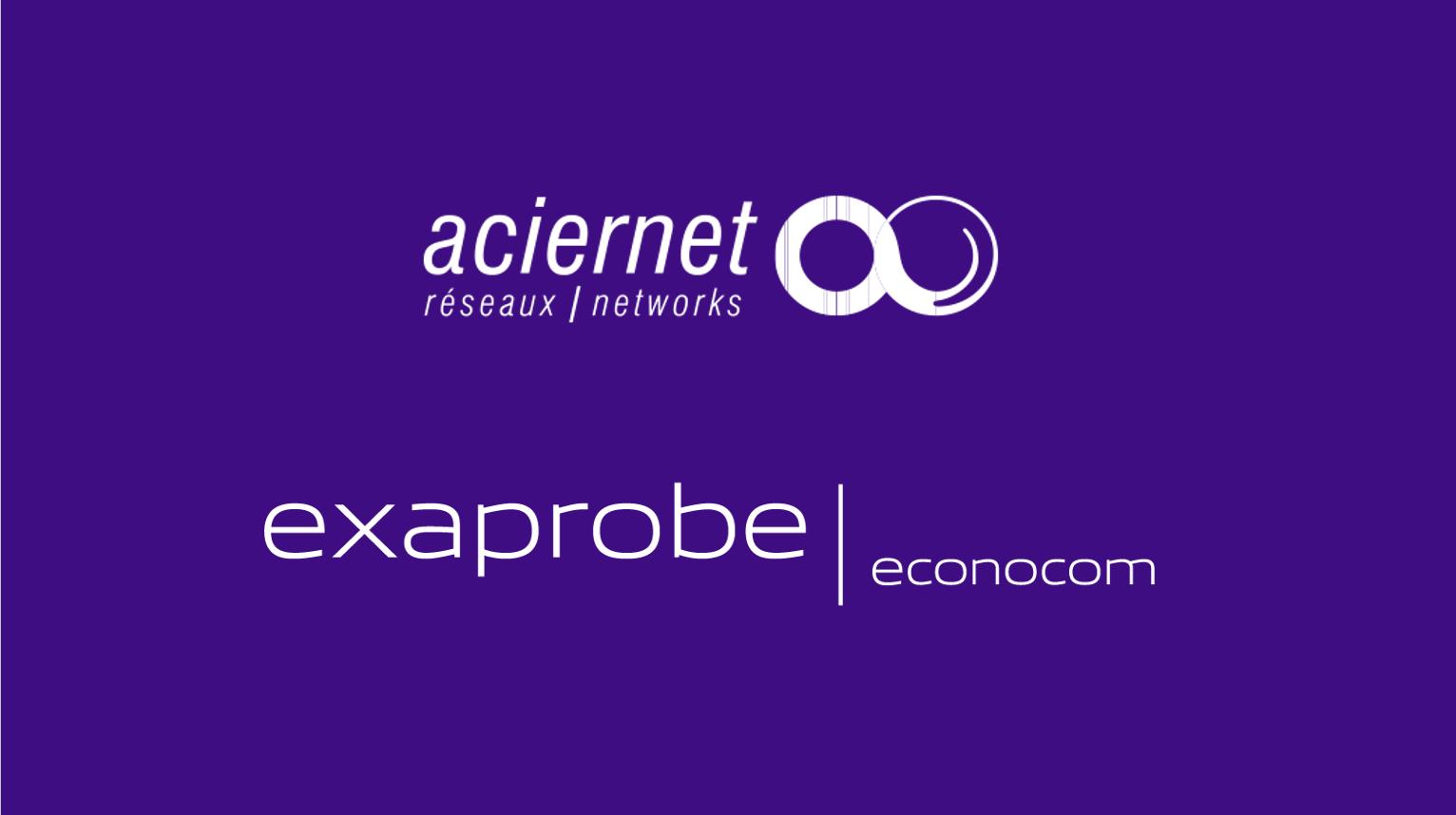 Aciernet-Exaprobe becomes Exaprobe