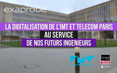 La digitalisation de l'IMT au service de nos futurs ingénieurs